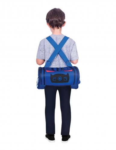 PJ Masks-Catboy™-Kinderkostüm Lizenz-Verkleidung blau-2