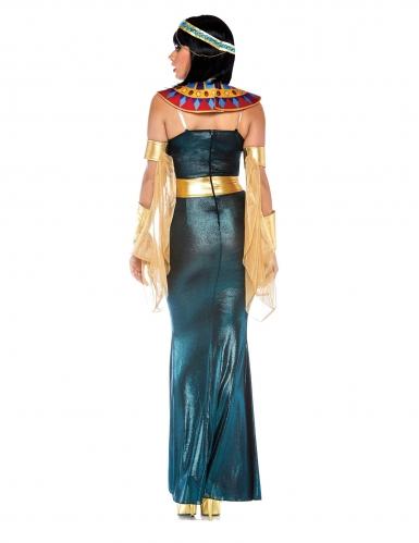 Ägyptische-Pharaonin Damenkostüm für Karneval bunt-1