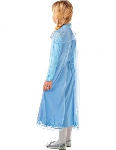 Disney Frozen 2™-Elsa-Kostüm für Mädchen blau-lila-2