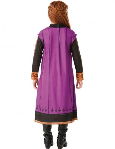 Frozen 2™ Anna-Kostüm für Mädchen Disney™-Verkleidung bunt-1