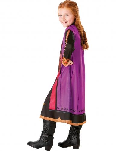 Frozen 2™ Anna-Kostüm für Mädchen Disney™-Verkleidung bunt-2