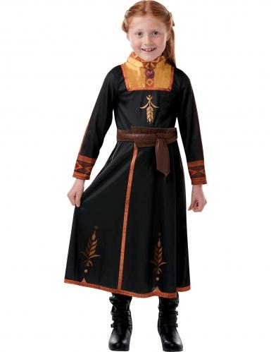 Disney Frozen2™ Anna-Kinderkostüm Lizenz-Verkleidung bunt-2