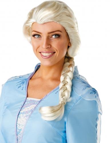 Frozen 2 Elsa Perucke Fur Erwachsene Disney Weiss Blond Perucken