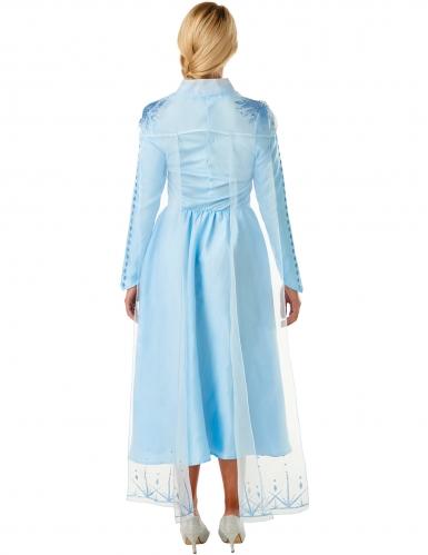 Frozen 2 Elsa™-Kostüm Disney-Verkleidung für Damen blau-lila-1