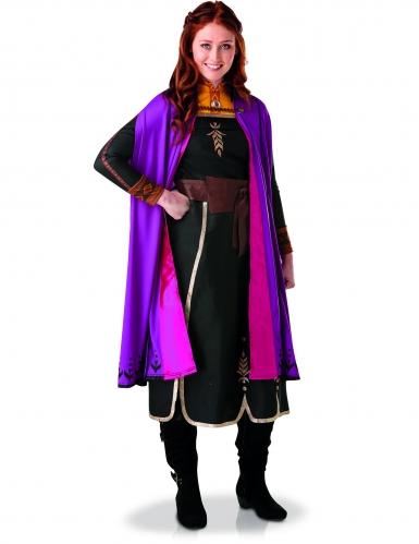 Disney Frozen 2™-Anna-Kostüm für Damen Disney-Verkleidung bunt