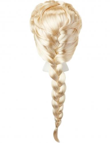 Deluxe Elsa™-Perücke für Mädchen Disney-Zubehör weiss-blond -1