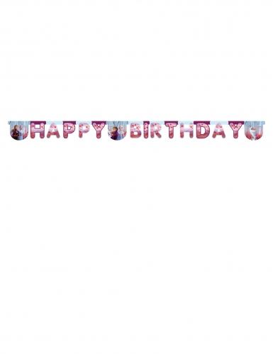 Disney Frozen 2™-Happy Birthday-Girlande Raumdeko bunt 200 x 16cm-1