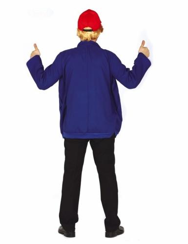 Mr. Präsident Herrenkostüm für Karneval blau-weiss-rot-1