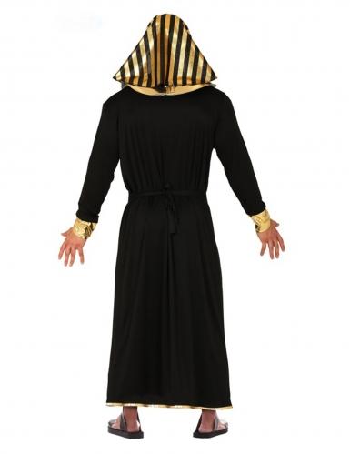Pharao-Kostüm Antike-Verkleidung für Herren schwarz-gold-1