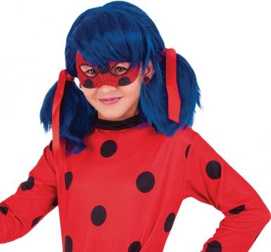 Miraculous™-Kostüm-Set Ladybug™ 3-teilig für Kinder rot- schwarz-1