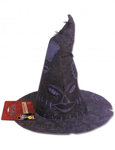 Harry Potter™-Lizenzartikel sprechender Hut für Kinder lila