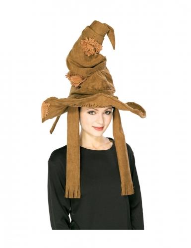 Harry Potter™ Zauber-Hut für Erwachsene braun
