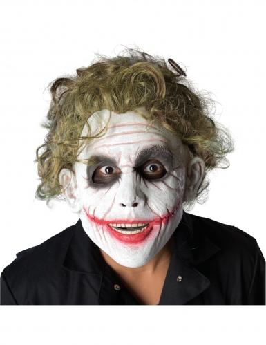 Joker™-Perücke Film-Accessoire für Erwachsene grün