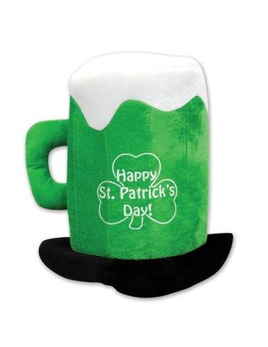 Bier-Hut St. Patrick's Day grün