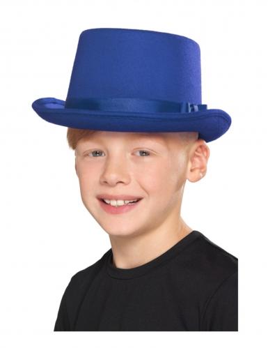 Blauer Zylinder für Kinder
