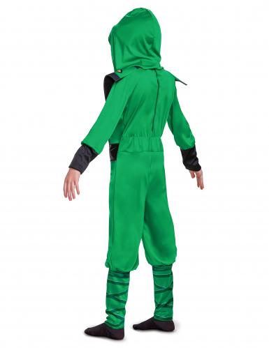 Lloyd-Kostüm Ninjago™ Legacy für Kinder gün-schwarz-gold-1