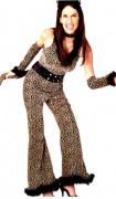 Leoparden-Kostüm für Damen