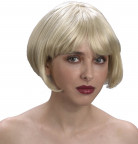 Damenkurzhaarperücke blond