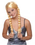 Damenperücke Eva blond