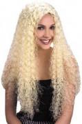 Damenperücke Meerjungfrau blond