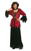 Vampirkostüm Halloween für Damen