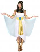 Königin von Ägypten-Kostüm für Damen bunt