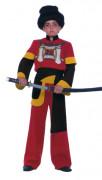 Samurai-Kostüm für Jungen