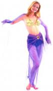 Orientalisches Tänzerinnen-Kostüm für Damen