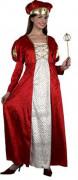 Verkleidung mittelalterliche Prinzessin
