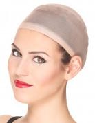 Haarnetz für Erwachsene hautfarben