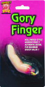 Falscher abgerissener Finger