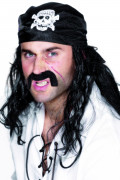 Piraten-Bandana-Tuch für Erwachsene