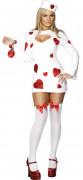 Sexy Liebesgefangene-Kostüm für Damen