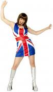 Sexy British-Starlet-Kostüm