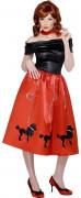 Grease™-Kostüm für Damen