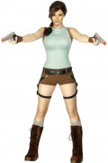 Lara-Croft™- Kostüm für Damen