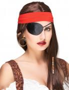Augenklappe für Piraten für Erwachsene