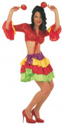 Brasilianisches Kostüm für Damen