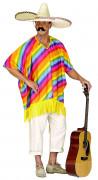 Mexikaner-Poncho für Herren