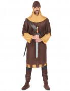Mittelalterliches Krieger-Kostüm für Herren