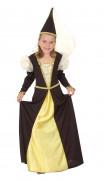 Mittelalter-Kostüm für Mädchen
