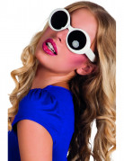 Brille Disko für Erwachsene