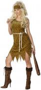 Höhlenfrau-Kostüm für Damen