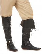 Überzug für Stiefel für Piraten-Kostüm