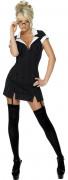 Sexy Sekretärinnen-Kostüm für Damen