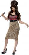 Sängerin-Kostüm für Damen