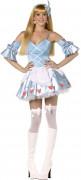 Sexy Alice im Wunderland-Kostüm