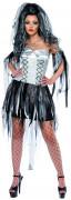 Braut-Kostüm Halloween für Damen