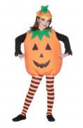Kürbis-Kostüm für Kinder zu Halloween