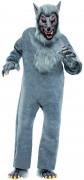 Werwolf-Kostüm Halloween für Erwachsene